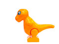Free Dinosaur Toy For Kids To Play Royalty Free Stock Image - 30260366