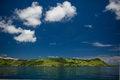 Free Approaching The Island Seraya 3 Stock Photography - 30262372