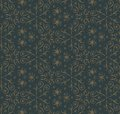 Free Abstract Floral Dark Pattern Royalty Free Stock Photos - 30269998