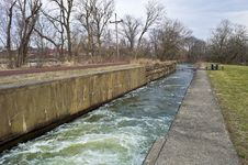 Free D&R Canal State Park Royalty Free Stock Photos - 30260858