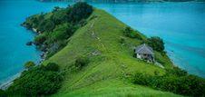 Free Island Seraya From The Top Royalty Free Stock Photos - 30262428