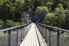 Free Suspension Bridge Stock Images - 30264534