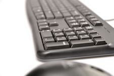Free Computer Mouse And Keyboard Stock Photography - 30269712