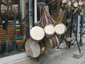 Free Souvenir Drums In Istanbul Shop Royalty Free Stock Photos - 30276898