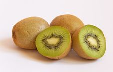 Free Kiwi Fruits Stock Photography - 30270182