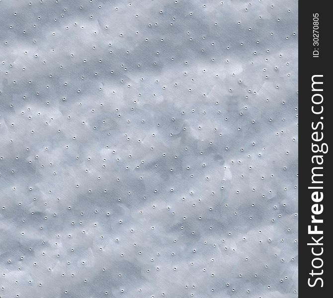 Seamless Texture of Packing Foil.