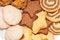 Free Freshly Baked Cookies Stock Photo - 30275230