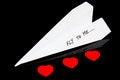 Free Paper Plane Stock Image - 30282741