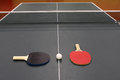 Free Table Tennis Rackets Royalty Free Stock Images - 30283119