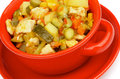 Free Vegetables And Chicken Ragout Stock Images - 30287184
