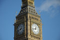 Free Clock Face Of Big Ben, Westminster Royalty Free Stock Images - 30287889
