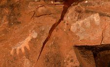 Free Indian Petroglyphs Royalty Free Stock Photo - 30280255
