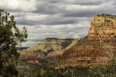 Free Sedona Arizona Red Rocks Royalty Free Stock Photo - 30280505