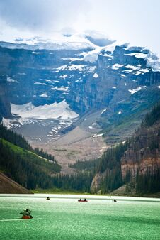 Free Lake Louise Royalty Free Stock Images - 30284529