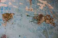 Free Dirty Wall Background Royalty Free Stock Photos - 30287888