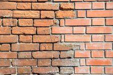 Free Brick Wall. Stock Photography - 30294102