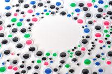 Free Decorative Eye For Creativity. Royalty Free Stock Photos - 30298968