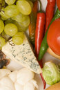 Free Foodstuff Composition With Vegetables, Cheese And Royalty Free Stock Photography - 3038777