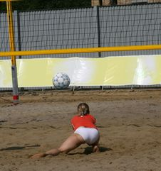 Free Beach Volleyball Stock Photos - 3030293