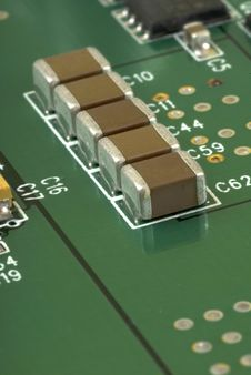 Free Printed Circuit Board Royalty Free Stock Images - 3030359
