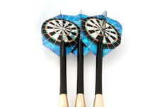 Free Darts Stock Photography - 3031192