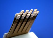 Free Matchbook Royalty Free Stock Photography - 3032227