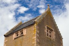Free Chapel Roof Royalty Free Stock Photos - 3032638