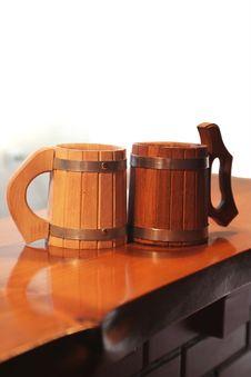 Free Beer Mugs Stock Photography - 3032672