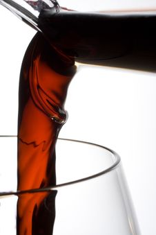 Free Pouring Wine Stock Photos - 3034293