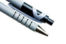 Free Ball Point Pens Royalty Free Stock Photography - 3034517