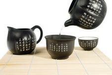 Free Pouring Tea Royalty Free Stock Photo - 3034575