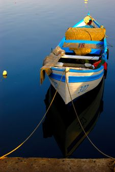 Free Fishing Boat Stock Photography - 3035352