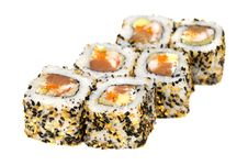 Free Sushi4 Royalty Free Stock Photo - 3035365