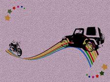 Free Road Vehicles Stock Image - 3035411