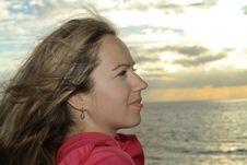 Free Sea Girl Stock Photos - 3035793