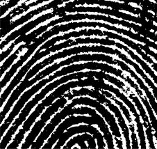 Free FingerPrint Crop 3 Stock Photos - 3035843