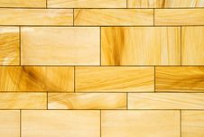 Textured Faux Wood Wall Stock Photography