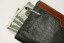Free Wallet Stock Image - 3039581