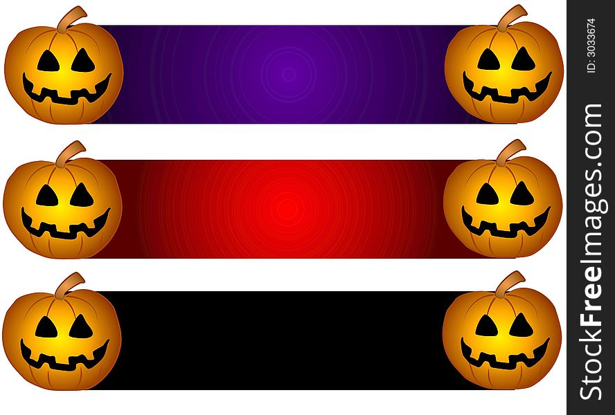 Halloween Jack O Lanterns Pumpkins