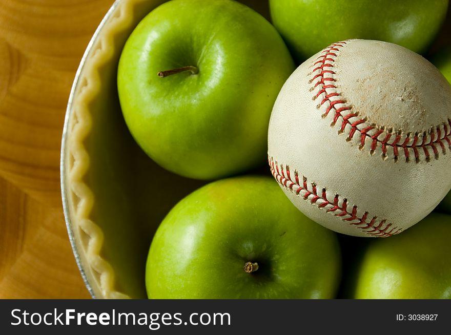Apple Pie and Baseball