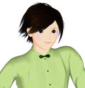 Free Stylish Boy Royalty Free Stock Photos - 30301958