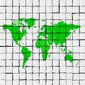 Free Earth Map Tiles Stock Photo - 30302400