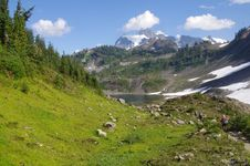 Free Mount Baker National Forest Royalty Free Stock Photos - 30303288