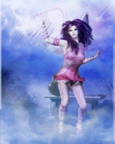 Free Beautiful Angel Stock Image - 30306171