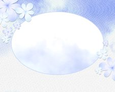 Free Background Heavenly Abstraction Vignette And Flowers Stock Photography - 30308492