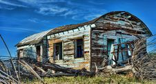 Free Old Abandoned House Royalty Free Stock Photo - 30309615