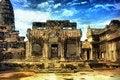Free Angkor Wat Temple Royalty Free Stock Images - 30311949