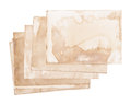Free Old Paper Sheets Stock Photos - 30316533