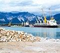 Free Harbour In Carrara Stock Image - 30317341