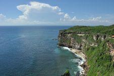 Free Landscape View Of Uluwatu Stock Photo - 30310280